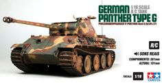 German Panther Type G Kit