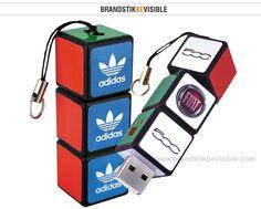 Rubiks Cube USB Flash Drive