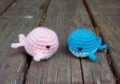 Whale Catnip Cat Toy Set of 2 por ParadisoBabies en Etsy