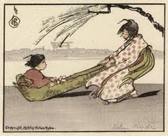 """""""Windy"""" by Helen Hyde"""