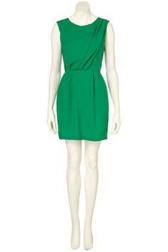 """perfect green"" dress"