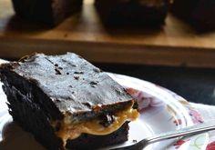 Eggless Caramel Cake with Salted Caramel Buttercream – Gayathri's Cook Spot Brownie Recipes, Cake Recipes, Haloumi Cheese, Perfect Chocolate Cake, Caramel Buttercream, Eggless Baking, Choco Chips, Tea Cakes, Base Foods
