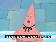 "Can You Survive 10 Hours of Patrick Star Asking ""Who You Calling Pinhead?"""