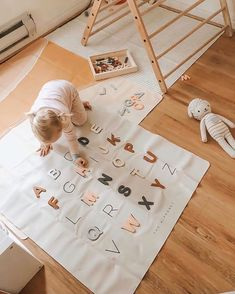 Ubicación de cámara Montessori Baby, Montessori Activities, Infant Activities, Activities For Kids, Montessori Playroom, Toddler Playroom, Dinosaur Activities, Preschool Literacy, Montessori Materials