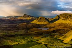 First light at Quiraing by Hans Kruse on 500px