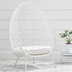 Swing Chair With Stand Kuwait Christmas Covers B And M Affordable Hanging For Bedroom Ikea Cool Chairs Open Weave Cave Pbteen