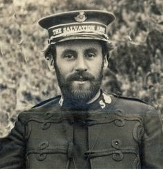 Herbert was appointed in 1896 as the Australasian Commander by his father, William Booth, Founder of The Salvation Army.