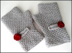 Mitones Tejidos Crochet - $ 150,00 en MercadoLibre