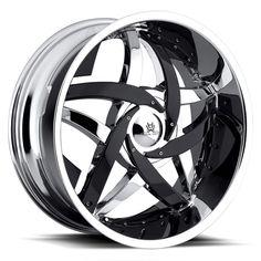 Hipnotic C-Note Wheels