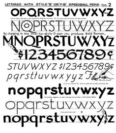Upright Single Stroke Gothic #alphabet (architecture