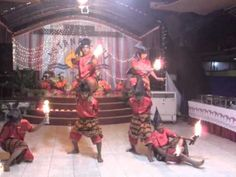 Pepe' Pepe' Ka Ri Makka Dance (fire dance) is the one of best and the unique dance performance culture show in South Sulawesi