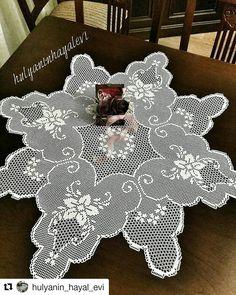 Crochet Doily Diagram, Crochet Doily Patterns, Lace Patterns, Filet Crochet, Baby Knitting Patterns, Crochet Motif, Crochet Doilies, Knit Crochet, Cross Stitch Kitchen