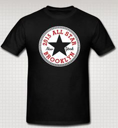2015 NBA All-Star Game Shoe Brand Inspired Tshirt by AllStarGear