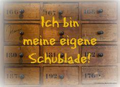 Ich liebe Schubladen, und Du? (c)Johanna Ringe www.dein-buntes-leben.de