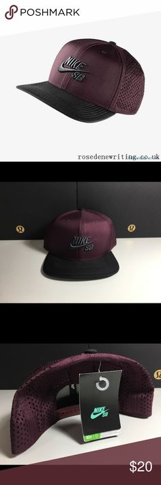 Nike SB Performance Icon Trucker SnapBack Hat NWT 💯% authentic, directly from Nike.  ✅ Brand New with tags.   ✅ Will Ship Out Next Day (Mon-Fri) ✅ Open to reasonable Offers ✅Send any other ❓my way! 🚫No Trades unfortunately                          Thanks for looking! ✌🏻. Nike Accessories Hats