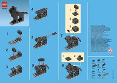 Lego instructions download