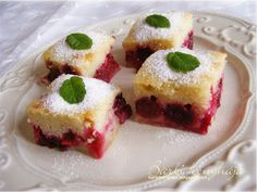 Karamell rétegen sült szedres sütemény French Toast, Cheesecake, Muffin, Breakfast, Food, Caramel, Morning Coffee, Cheesecakes, Essen
