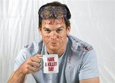 83 best dexter images on pinterest dexter morgan michael c hall get this special offer dexter tv series 2006 8 inch x 10 inch photograph michael c hall blue shirt blood splattered have a killer day coffee cup kn fandeluxe Choice Image