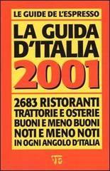 La guida d'Italia, from 1996 to 2001