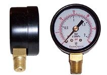 Get a 1 year warranty on all pressure gauges and ball valves from DirectMaterial.com