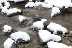 Snow and water Lake District, Snow, Water, Photography, Outdoor, Gripe Water, Outdoors, Photograph, Fotografie