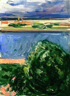 Canal with Dark Clouds Edvard Munch - 1908 ▓█▓▒░▒▓█▓▒░▒▓█▓▒░▒▓█▓ Gᴀʙʏ﹣Fᴇ́ᴇʀɪᴇ ﹕☞ http://www.alittlemarket.com/boutique/gaby_feerie-132444.html ══════════════════════ ♥ #bijouxcreatrice ☞ https://fr.pinterest.com/JeanfbJf/P00-les-bijoux-en-tableau/ ▓█▓▒░▒▓█▓▒░▒▓█▓▒░▒▓█▓