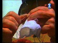 Castro Marim, 1999  Renda de bilros e de cinco agulhas