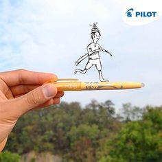 Zaveďte pevný poriadok vo vašom peračníku. K dosiahnutiu rovnovážneho bodu Vám určite chýbajú nové zvýrazňovače Pilot Fixion Light Soft  #happywriting