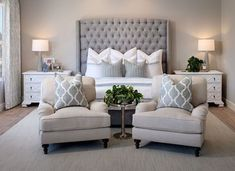 Small master bedroom ideas on a budget (15)