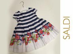 Buon lunedì! I #Saldi sull' #abbigliamento per #bambini continuano! Da Nidodigrazia a Busto Arsizio (Va), trovi tanti abiti di ottime marche, per bimba e bimbo, scontati del 30%! Come questo vestitino per bimba di 2 anni,  che ora costo solo 37, 70 euro! Ti piace?