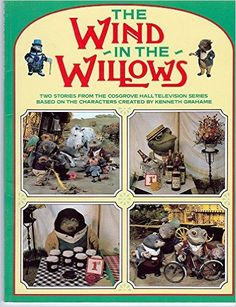 The Wind in the Willows: Kenneth Grahame, Beverly Bush, Thames Television Limited: 9780830002115: Amazon.com: Books