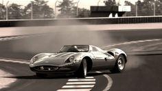 "doyoulikevintage: "" Jaguar XJ13 Race Car '66 """
