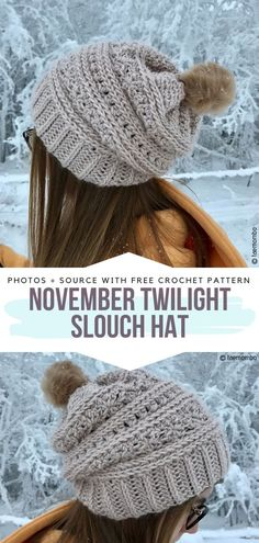 Crochet Simple, Crochet Diy, Crochet Crafts, Doilies Crochet, Tutorial Crochet, Crochet Instructions, Crochet Projects, Bonnet Crochet, Crochet Beanie Pattern