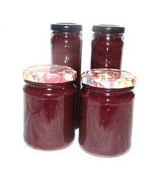 Food Preserving: Low-Sugar Mixed Berry Jam