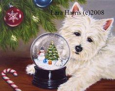 Handmade christmas art prints – Etsy