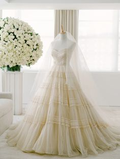 Eunice Kennedy Shriver Wore Her Grandmother's Dior Wedding Dress to Get Married in Miami   Vogue