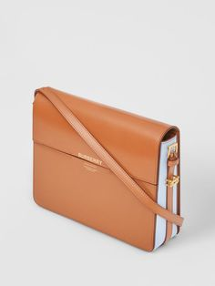 68f0858d74a7 A two-tone Grace bag in smooth Italian-tanned leather