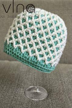 www.VlnaNaPredaj.sk: Plastický háčkovaný vzor
