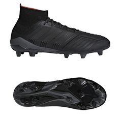 5c865f757d adidas Predator 18.1 FG Soccer Shoes (Core Black Real Coral)    SoccerEvolution