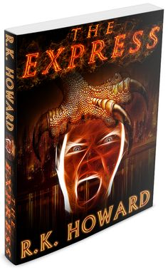 The Express  http://www.ryankhoward.com/book-covers/the-express