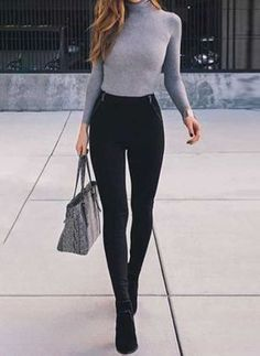 2019 Summer Fashion Outfits For School - Winter Outfits Spring Outfits Women, Winter Dress Outfits, Summer Fashion Outfits, Fall Fashion Trends, Trendy Fashion, Autumn Fashion, Outfit Winter, Dress Fashion, Winter Fashion Casual