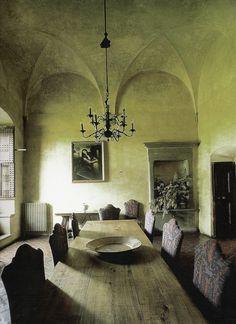 ~linen & lavender: Design Daily - Tuscany Interiors