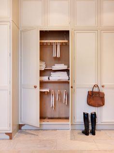 Airing cupboard shelving closet Pinterest Airing cupboard
