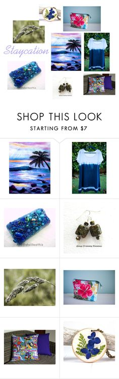 """Staycation"" by rocky-springs-vintage ❤ liked on Polyvore featuring integrityTT"