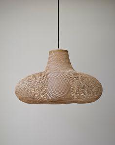 Ay Illuminate at Maison & Objet 2013 #lamp #bamboo