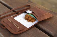 Elf Bread 1.2 Old School Leather Tobacco by ElfBreadOfficial