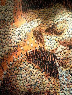 Michael Jackson (from a crowd)