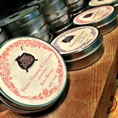 Three Sisters Apothecary- body butter. $12 100% vegan ingredients. Santa Rosa made! Sold @inmanfamilywines