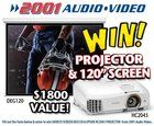 "Enter to Win an Epson Projector & 120"" Screen - Package Worth $1800! (10/21/16) #giveaway #sweeps #win http://time4giveaways.com/2016/10/20/enter-to-win-an-epson-projector-120-screen-package-worth-1800-us-102116-giveaway-sweeps-win/"