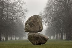 Fischli & Weiss - Rock on Top of Another Rock (2010/13)